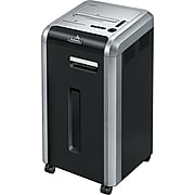 Fellowes® Powershred® 225Ci Cross‑Cut Shredder
